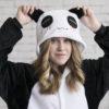 Кигуруми Панда Черные ушки