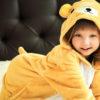 Кигуруми детский Мишка Рилаккума