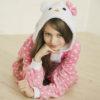 Кигуруми детский Hello Kitty в горошек