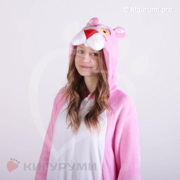 Кигуруми Розовая пантера