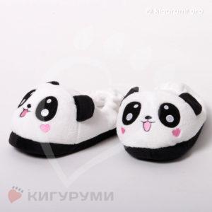 Тапки-игрушки Панда